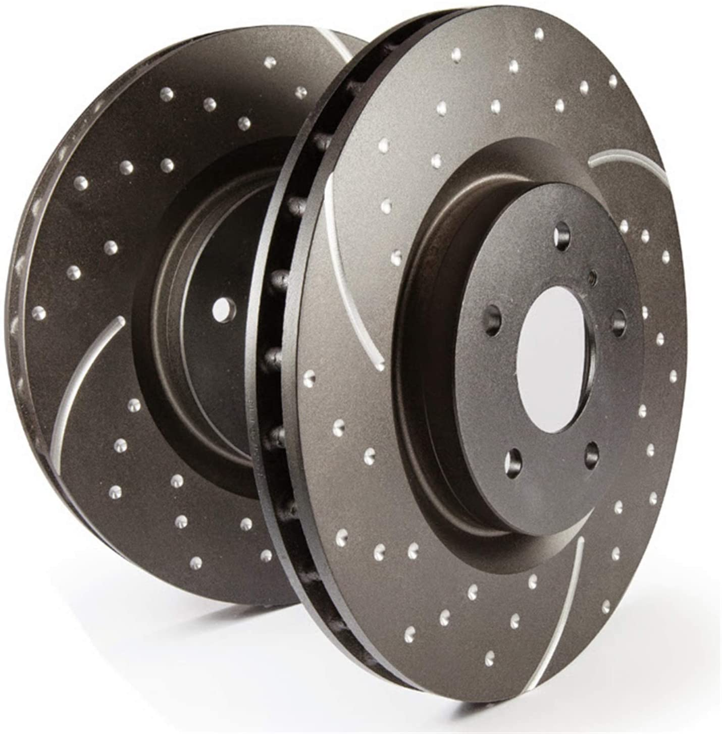 EBC Brakes GD7020 3GD Series Dimpled and Slotted Sport Rotor