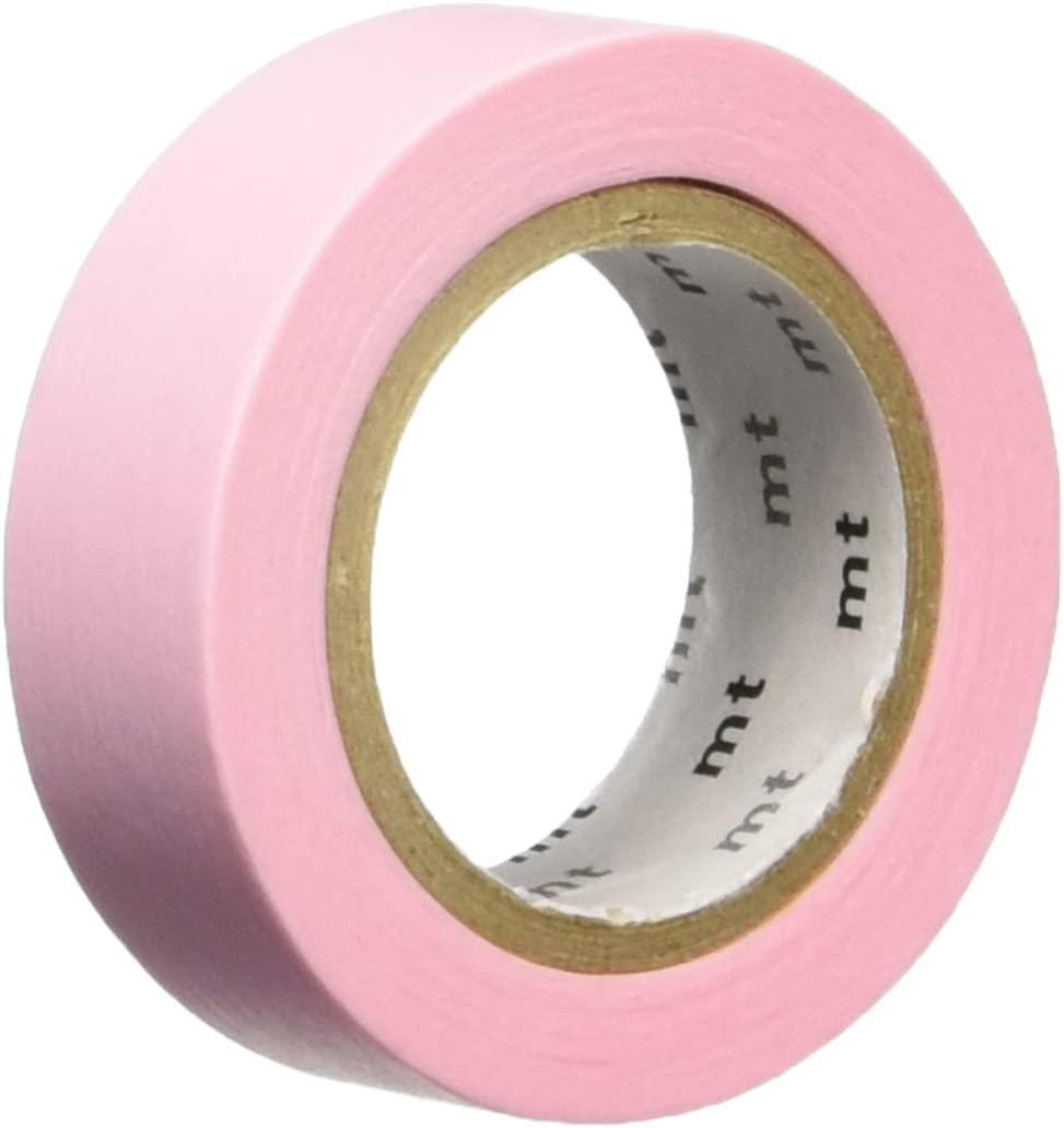 MT Washi Masking Tape - Pastel Pink
