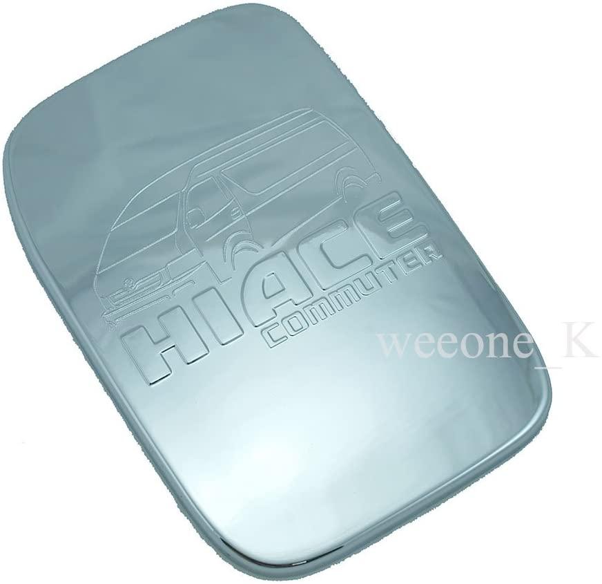K1AutoParts Fuel Filler Gas Tank Cap Door Cover Trim For Toyota Hiace Commuter 2005-2013