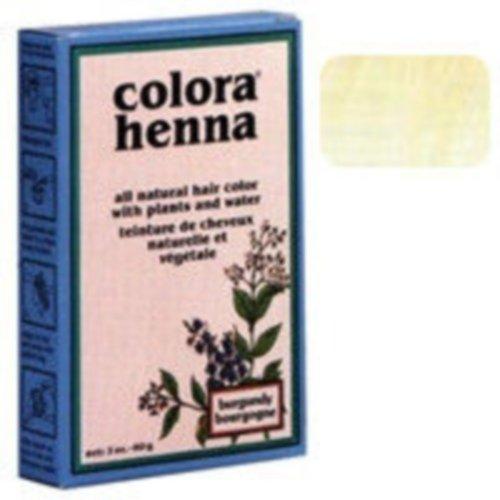 Colora Henna Veg-Hair Wheat Blonde 2 oz.