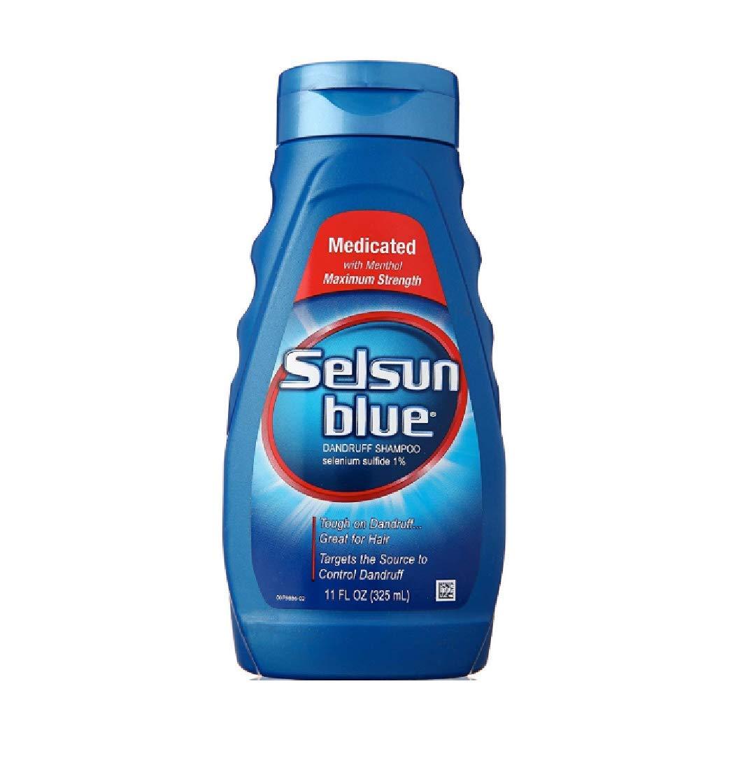 Selsun Blue Medicated Shampoo 11 ounce