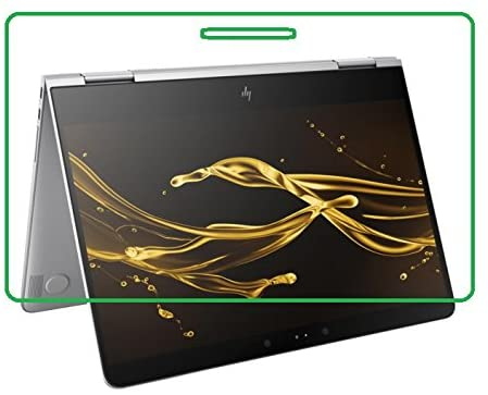 It3 Anti Fingerprint (2x Pcs) Screen Protector Guard for 13.3 HP Spectre x360 Laptop 13t (2016-NEW) Touch Laptop
