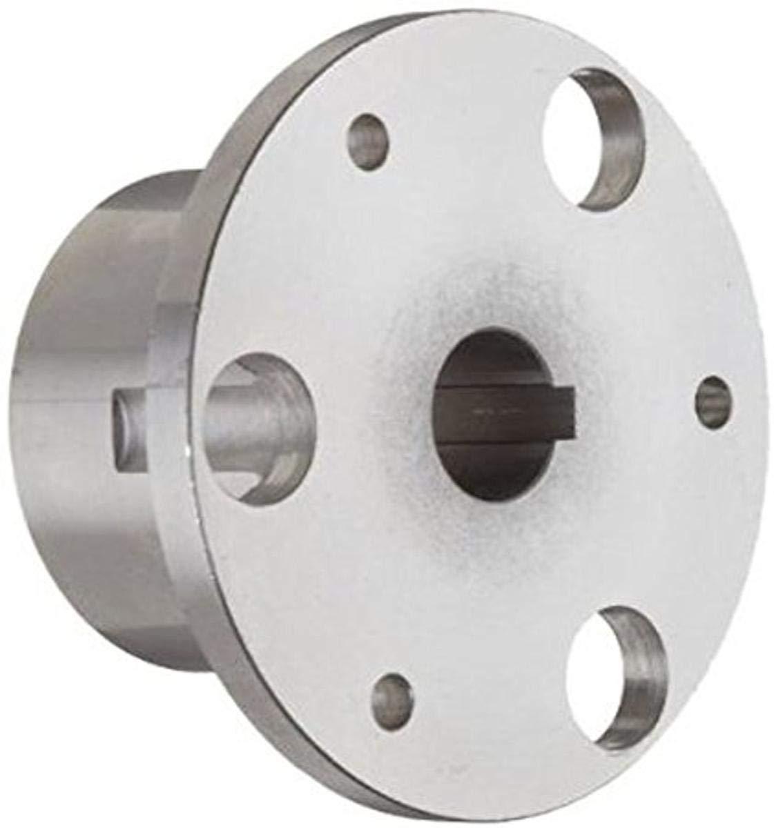 Lovejoy 69790413835 SX255-6 Hub, 65 mm Bore, Keyway, 115 mm Length Through Bore