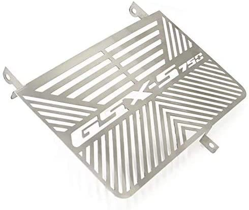 QYA Practical Motorbike Accessories for Suzuki GSX-S750 GSXS750 GSXS 750 2015-2018 Motorcycle Radiator Grille Guard Cover Protector Fuel Tank Protection Net, Sturdy Material