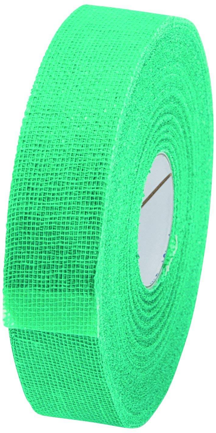 Safety Tape, Green, 3/4 in. W, 30 yd L, PK16