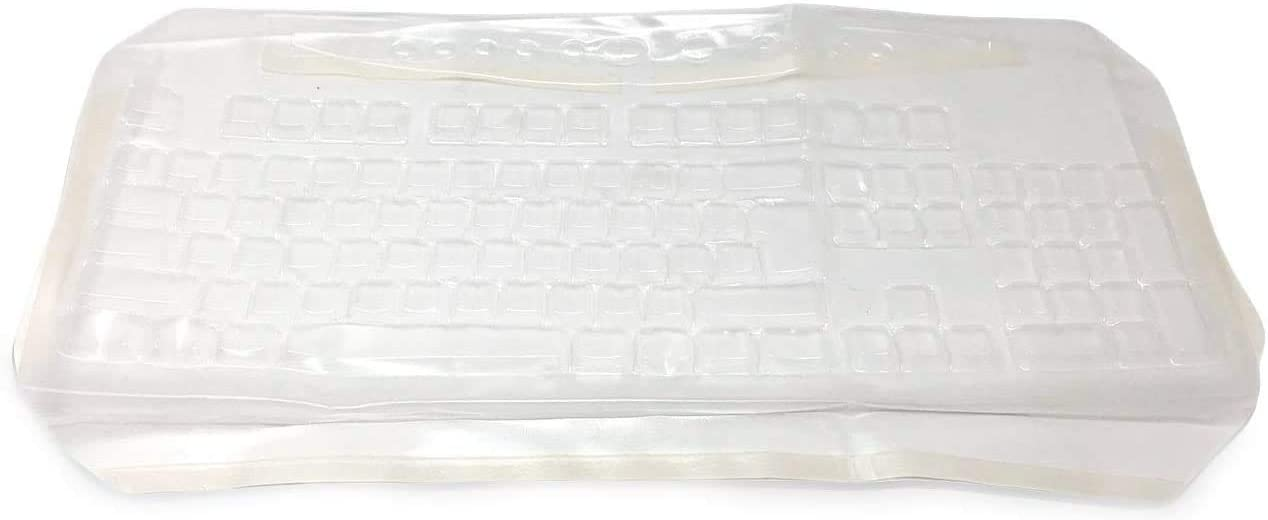 PROTECTCOVERS Keyboard Cover Compatible with Dell RT7D10 / RT7D00 / SK8100 Part #DL671-0104
