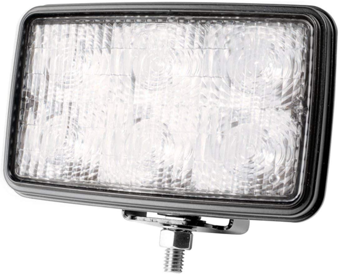 Grote 63611 Trilliant Mini LED WhiteLight Work Lamp (Flood - Clear)