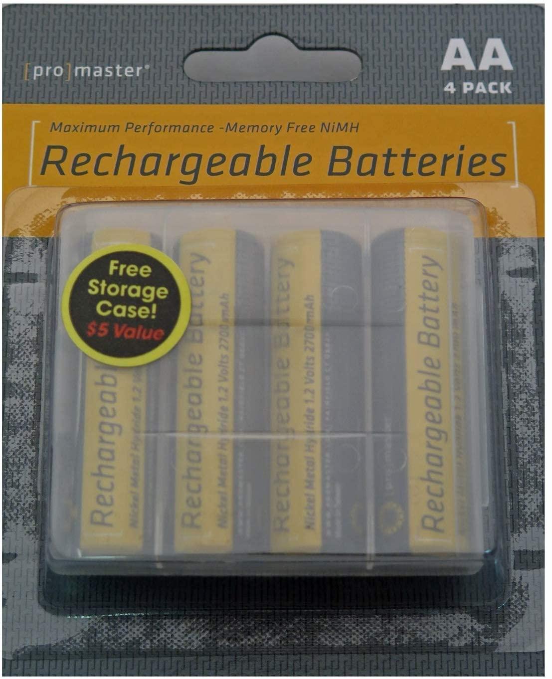 Promaster XtraPower AA PRO NiMH Batteries