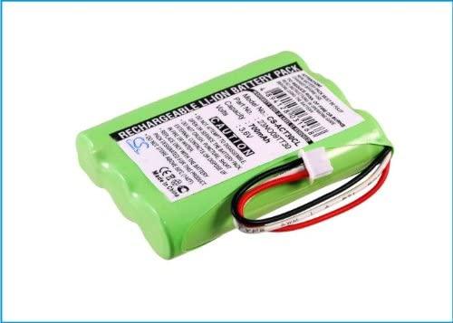 Cameron Sino Replacement Battery Elmeg DECT 300, DECT 400, DECT 400-20, DECT 400-40, DECT 800