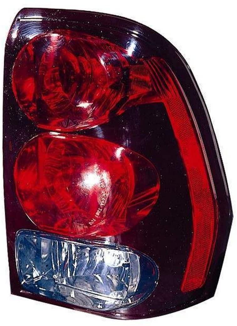 Chevy TrailBlazer 02-05 Tail Light Assembly Rh US Passenger Side
