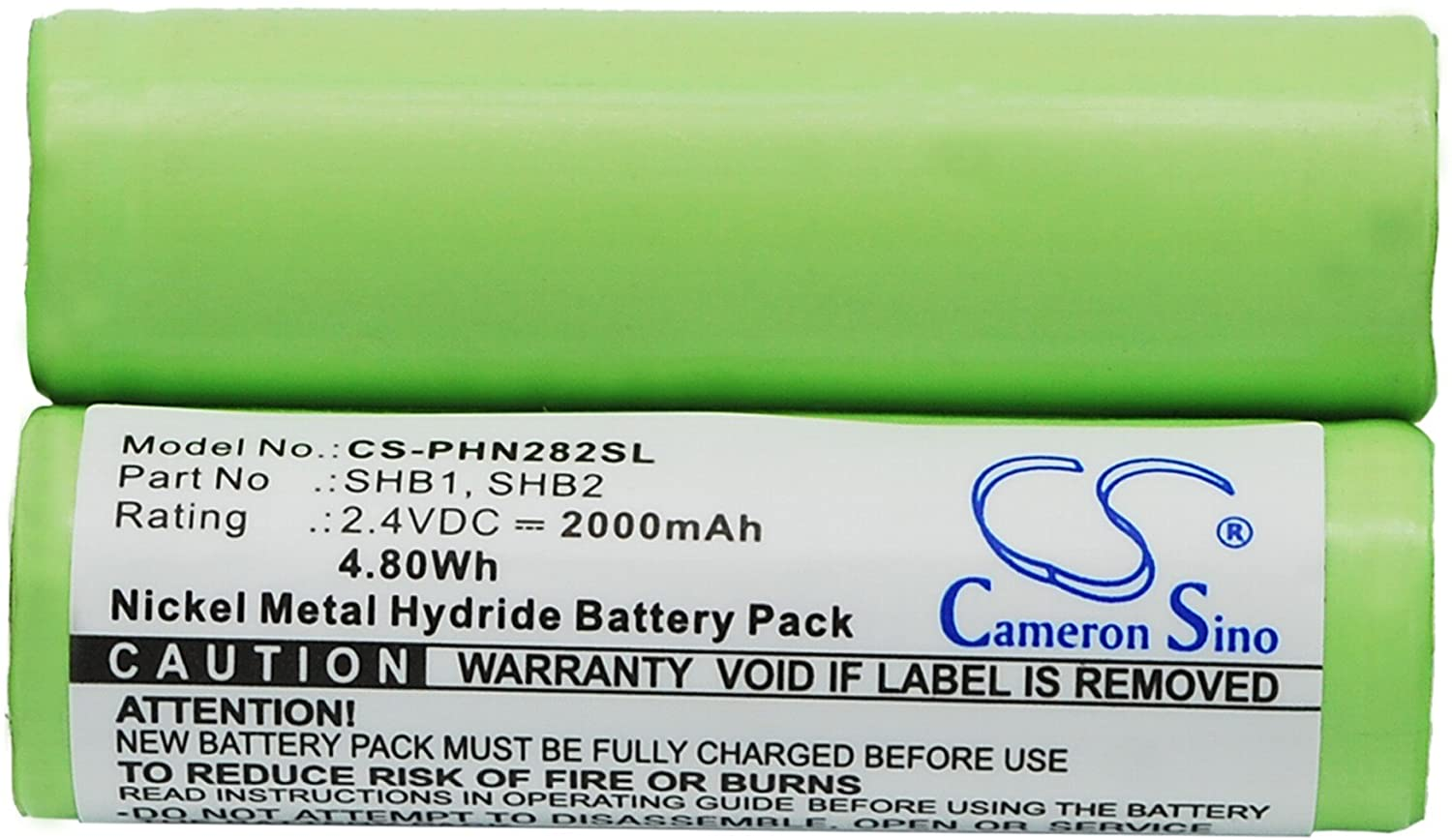 Cameron Sino Rechargeble Battery for Philips 7885XL