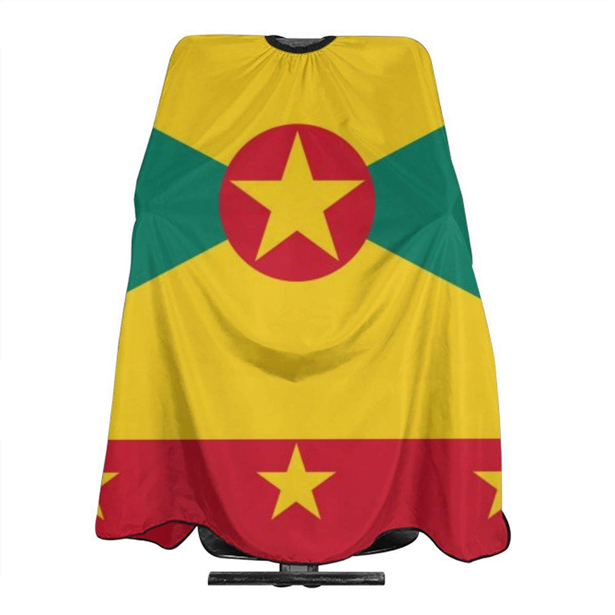 Professional Barber Cape Salon Hair Styling Cutting Haircut Aprons Flag Of Grenada Capes For Proof Hairdresser Coloring Perming Shampoo Chemical 55