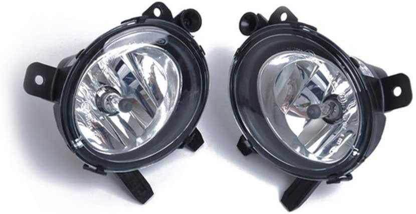 Car Front LED Fog Light Fog Lamp Light for F20 F21 F30 F35 F80 F31 F33 F83 F32 F82 F36 2010-2015