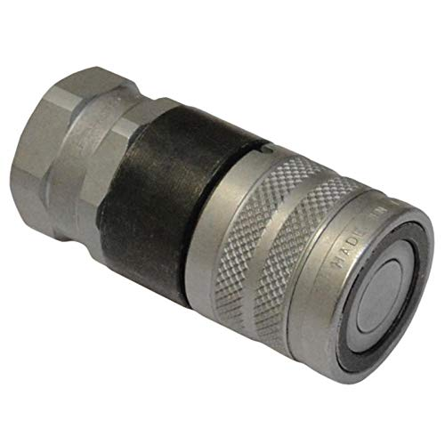 Faster Coupling FSH12 34GAS F ISO 16028 Steel, Female, 3/4