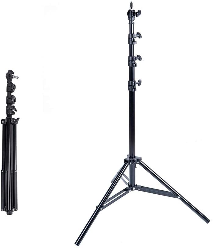 Came-TV 2.4m (7.8') Maximum Work Air-Cushion Light Stand