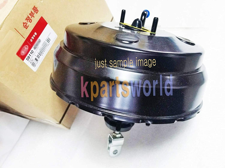 GENUINE OEM BOOSTER ASSY-BRAKE 591102K010 for KIA SOUL 2012