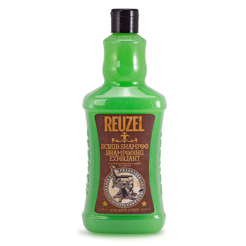 REUZEL INC Scrub Shampoo, 33.81 oz