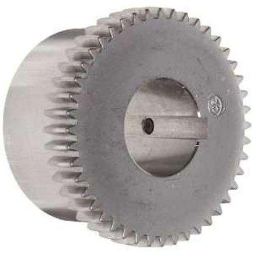 Lovejoy 00024 Sier-Bath Nylfex Nylon Sleeve Gear Coupling Hub, Inch, 1.625