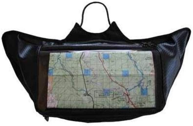 Skinz Protective Gear Tank Bag SDTB200-BK