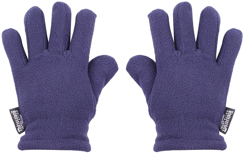 BODY STRENTH Kids Magic Gloves Winter Warm Polar Fleece