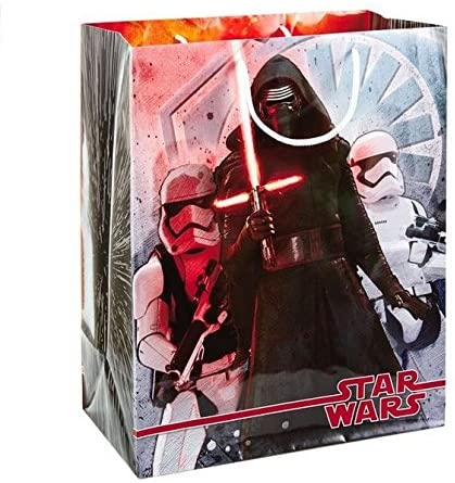 Star Wars: The Force Awakens™ Large Gift Bag, 13-4 Pack