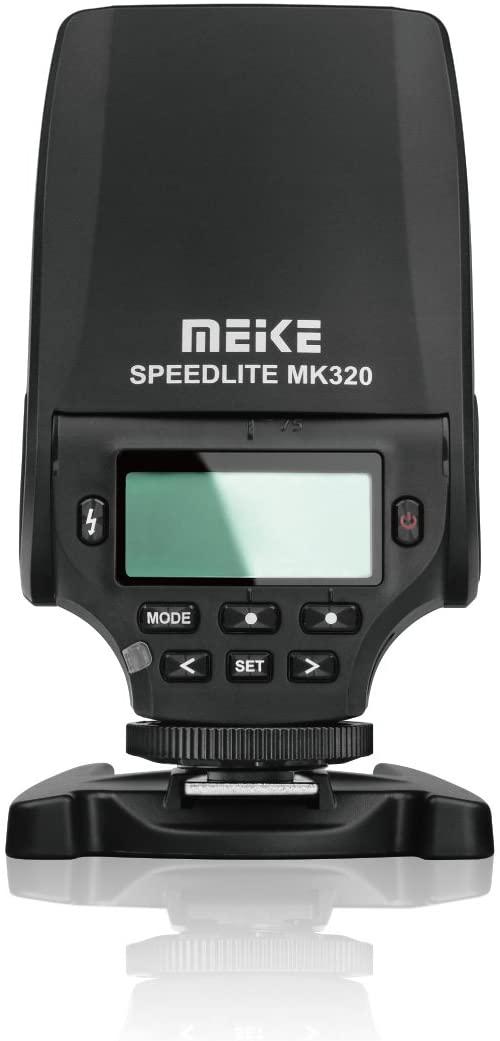 MEIKE MK-320F Speedlite TTL Master Flash for Fujifilm Camera X-M1 X-T1 X-Pro1 X-A1 X-A2 X-E1 X-E2 X30 X100T X100S S1 SL1000 etc