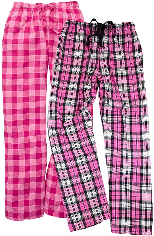 HTC Set: 2 Boxercraft Flannel Pants & HTC Garment Guide Youth Sizes
