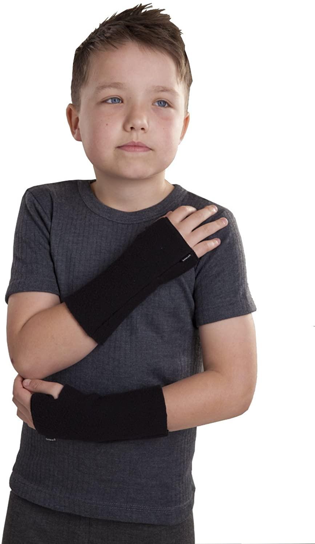 Octave Kids Wrist Warmers Fingerless Gloves - Various Colors
