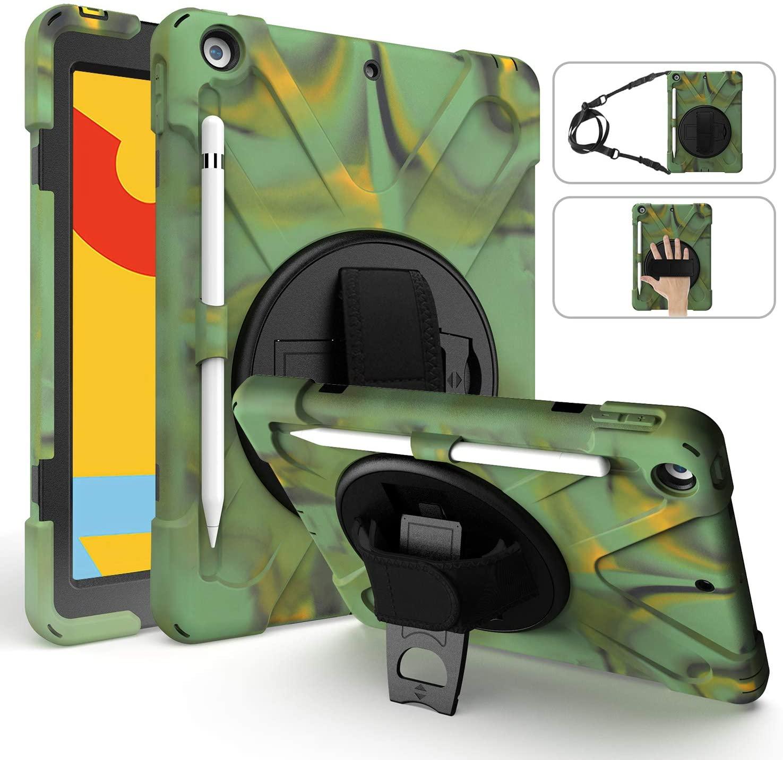 MoKo Case Fit New iPad 7th Generation 10.2
