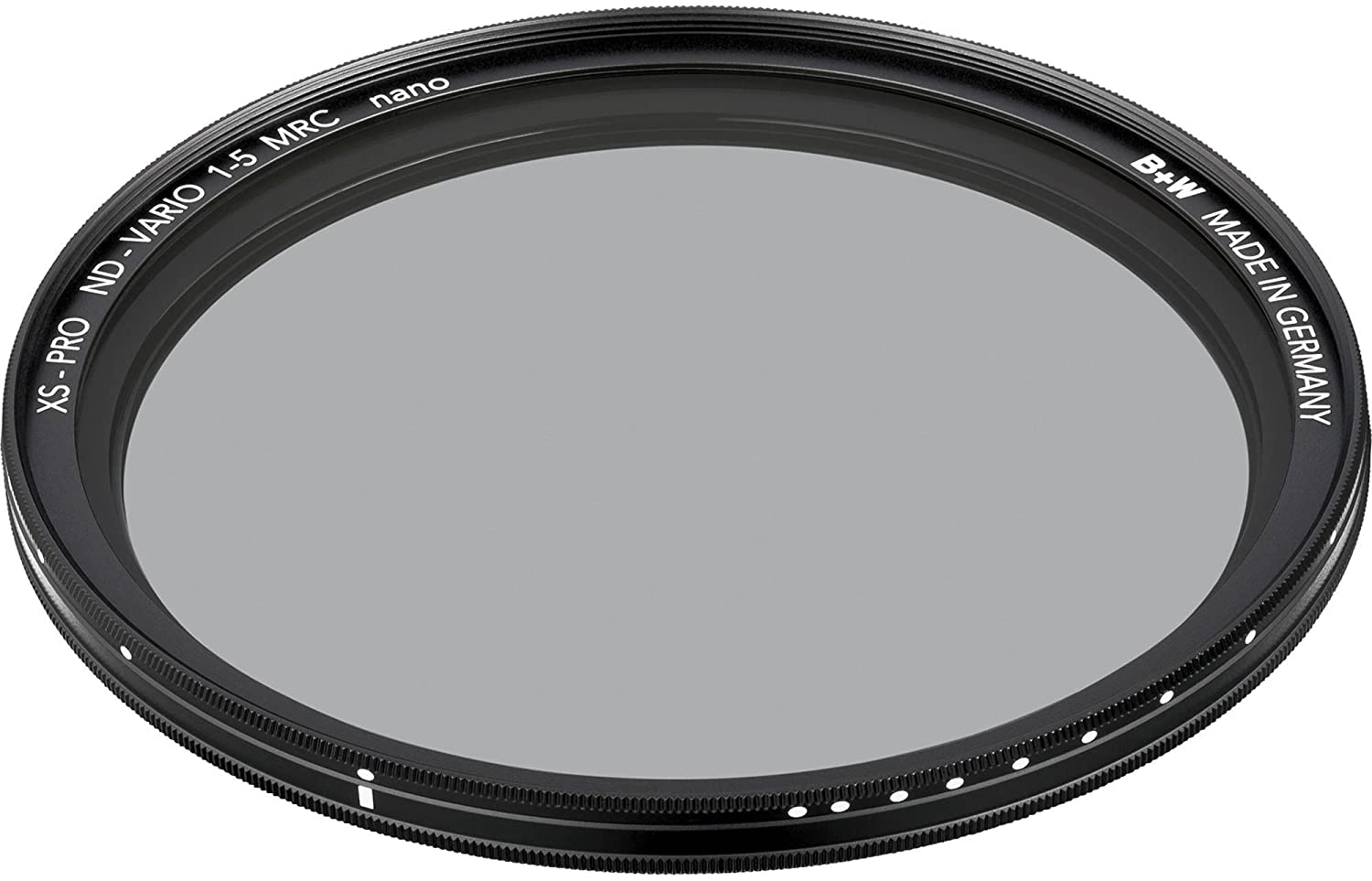 B+W 52mm XS-Pro Digital Vario Neutral Density ND Filter with Multi-Resistant Nano Coating for Camera Lens