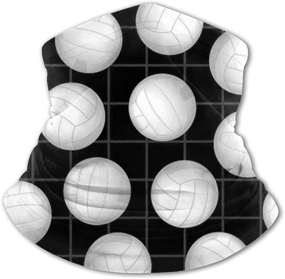 Volleyball Sports Headwear For Girls And Boys, Head Wrap, Neck Gaiter, Headband, Tenn Fishing Mask, Magic Scarf, Tube Mask, Face Bandana Mask For Camping Running Cycling