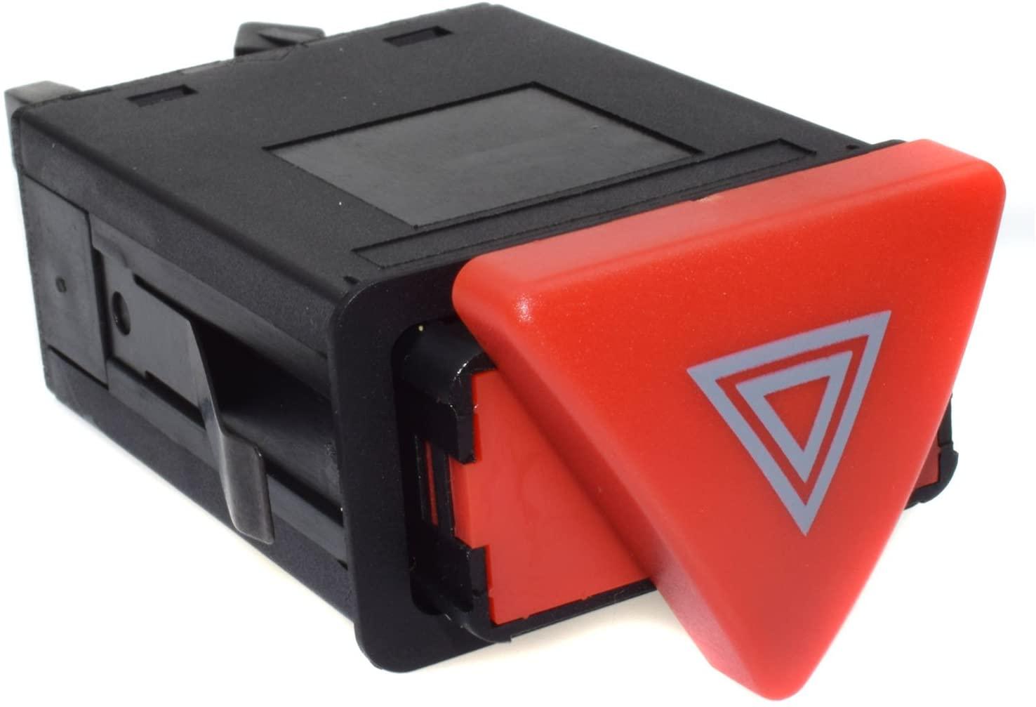 New Warning Emergency Hazard Light Switch 8L0941509C For Audi A3 1996-2000