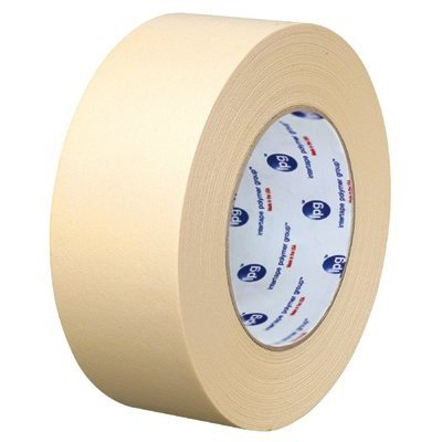 Intertape Polymer Group - Utility Grade Masking Tapes Masking Tape Nat 1 In 60Yd: 761-87202 - masking tape nat 1 in 60yd