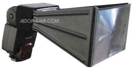 Better Beamer The Flash X-Tender () FX-2 Flash Output Booster for Nikon SB25, SB26, Canon 540-EZ, 550-EZ, Sigma EF-500, Minolta 5600 HS