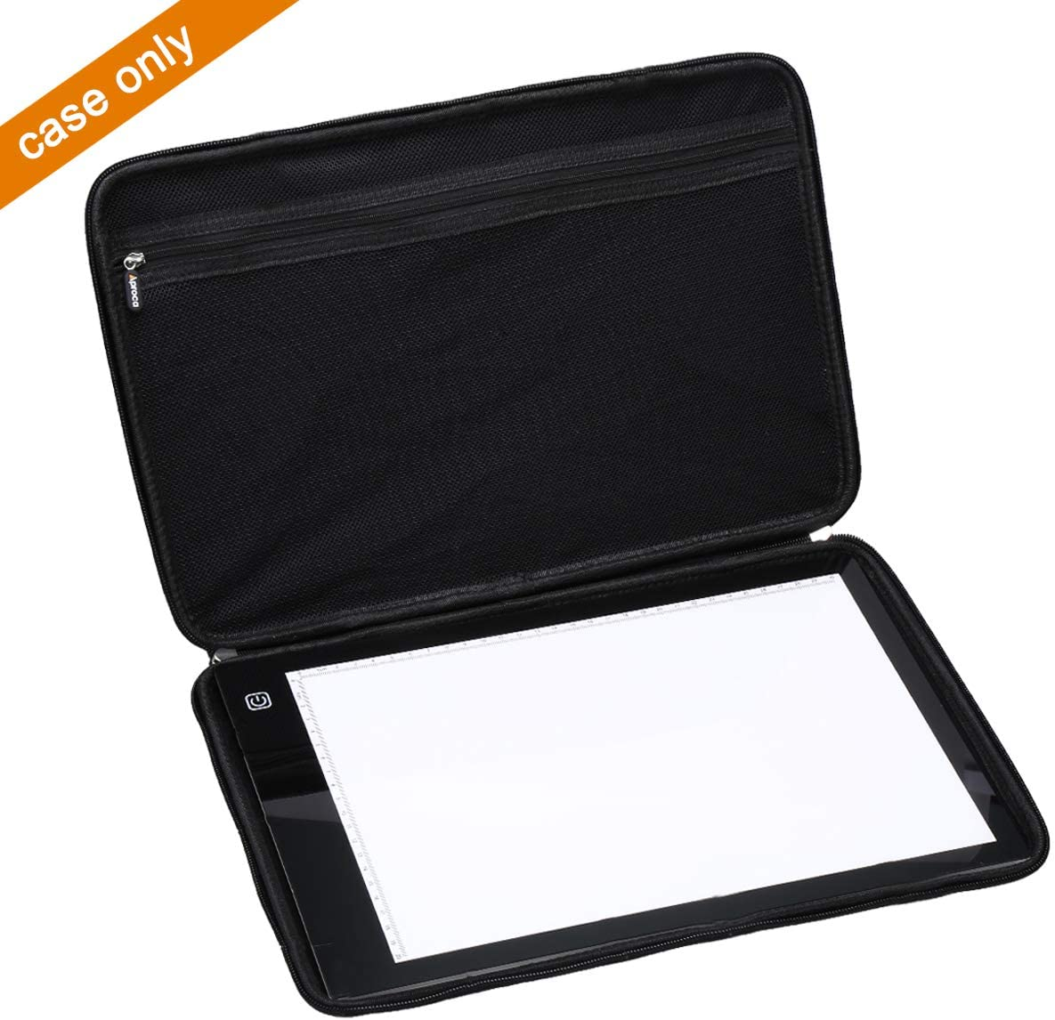 Aproca Hard Carry Travel Case Compatible with Tikteck A4 Ultra-Thin Portable LED Light Box Tracer