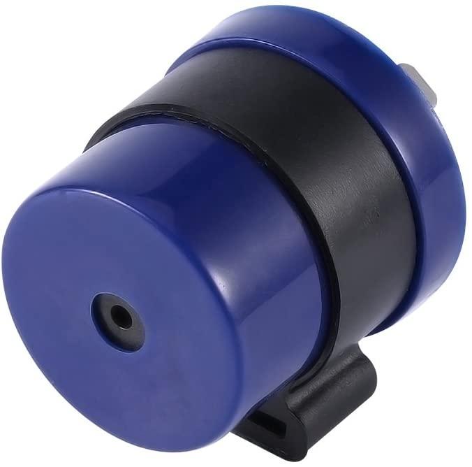 2 Pin Motorcycle Motorbike Beeper Flasher Relay Turn Signal Indicator Blinker Blue 6-12V