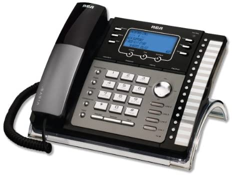 RCA 4-Line EXP Speakerphone w/ ITAD