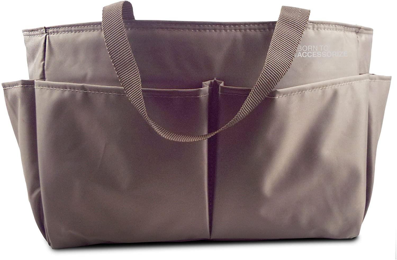 Premium Handbag Organizer - Perfect Purse Organizer to Keep Everything Neat & in Style
