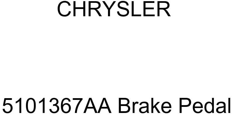 Chrysler Genuine 5101367AA Brake Pedal