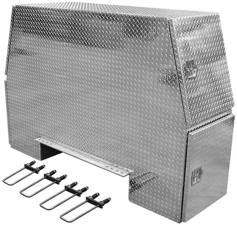 Additional $150 Flat Rate Shipping, TOOLBOX,ALUMINUM,B-PACK,82X62X24 W/
