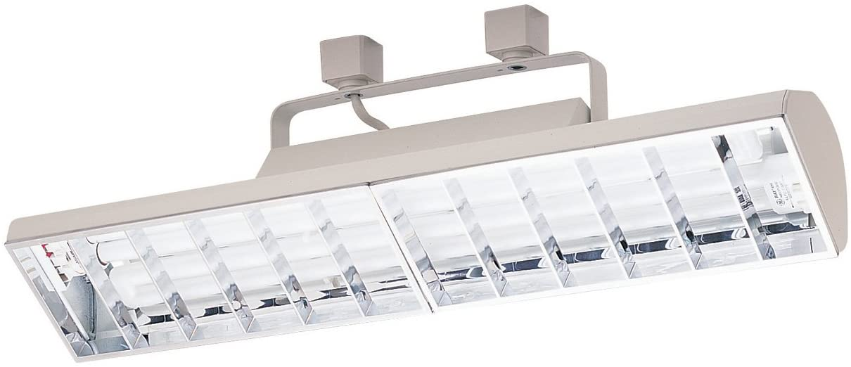 Nora Lighting NTF-3240B 2 Light Compact Fluorescent Track Light