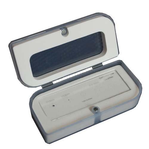 Azzota Microscope Slide Storage Box - Magnetic lock