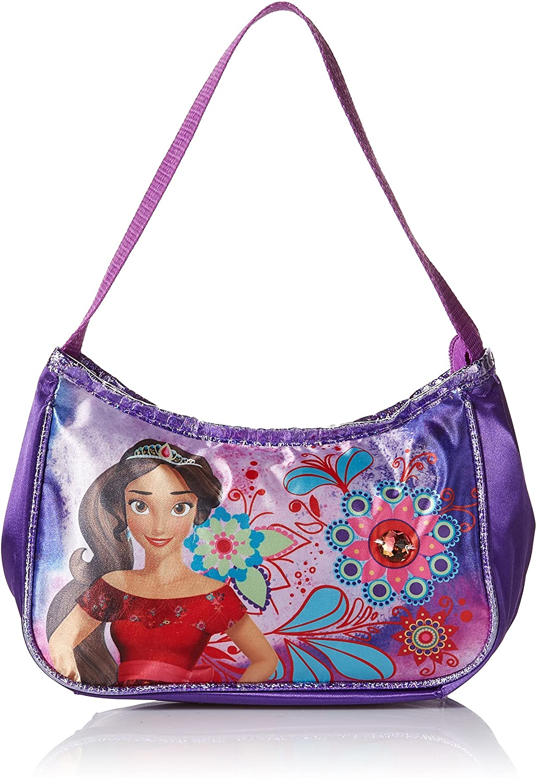Disney Girls Elena Handbag, purple, NO SIZE