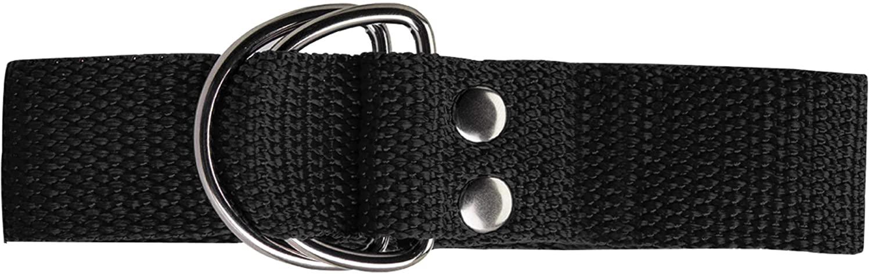 ADAMS USA Schutt Sports Football Web Belt, Black, 1