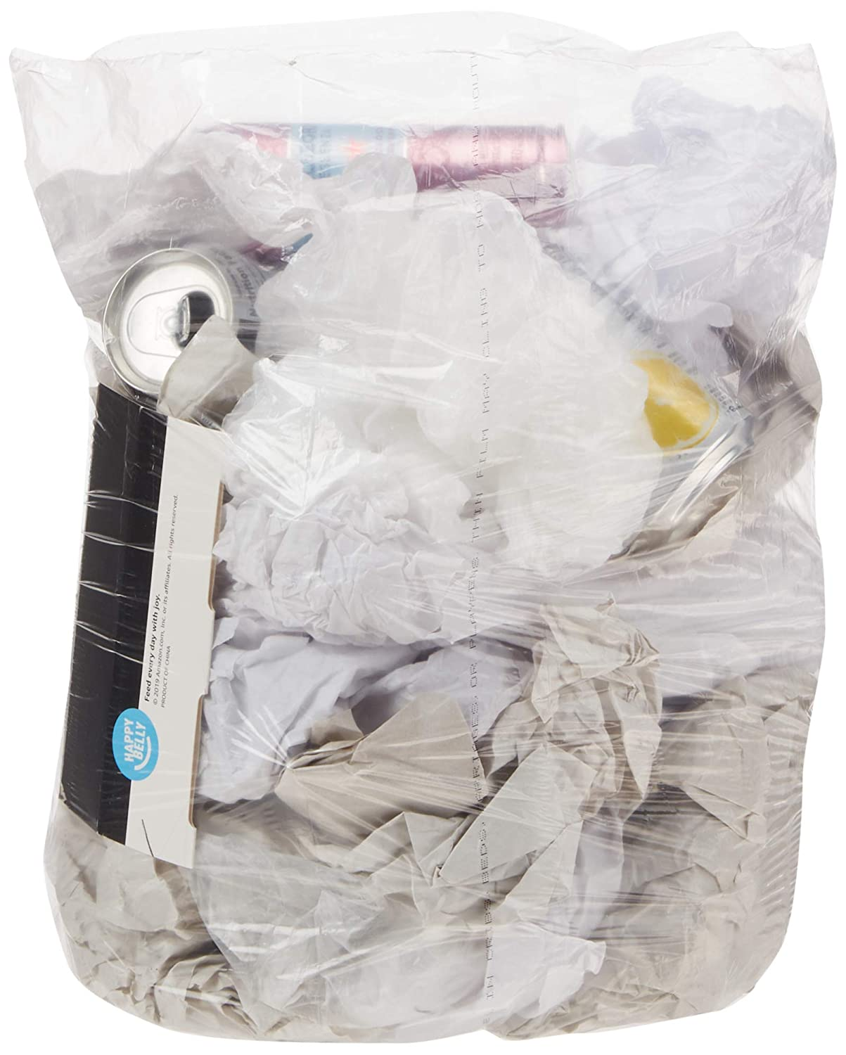 DHgateCommerical 2.6 Gallon Trash Bin Liners - 0.5 MIL - 110 Count