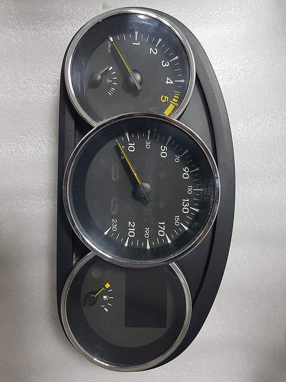 Renault Megane 3 Instrument Cluster