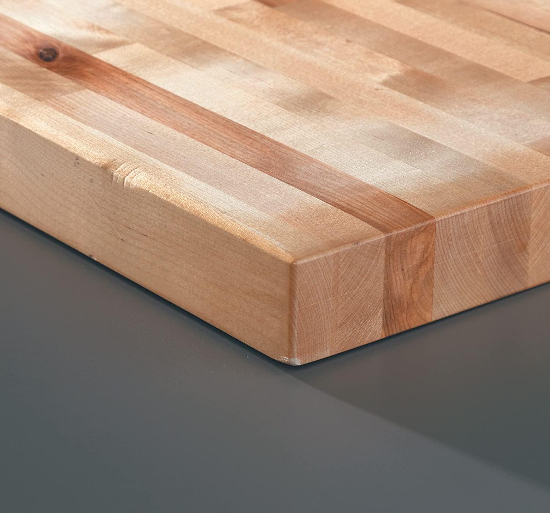Workbench Top, Hardwood, 30x60x1-3/4