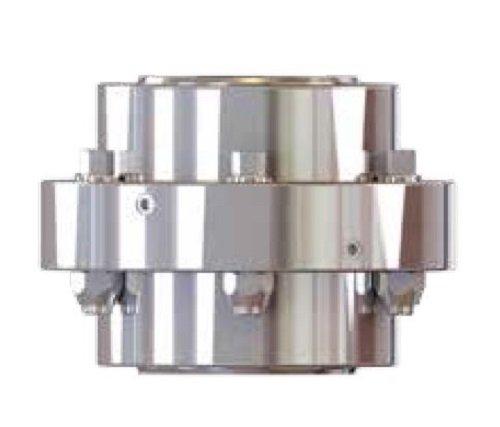 Lovejoy 69790436592 Steel Hercuflex FX Series 36592 FX 1.5EM Coupling, Solid x Solid Bore, 4.01