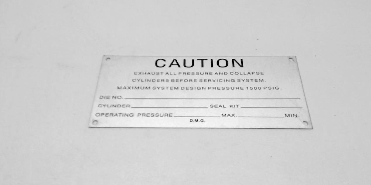 Caution,