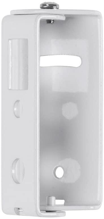 Monoprice Swivel Speaker Mount - White for Sonos Play:1 | Finished in White Powder Coat